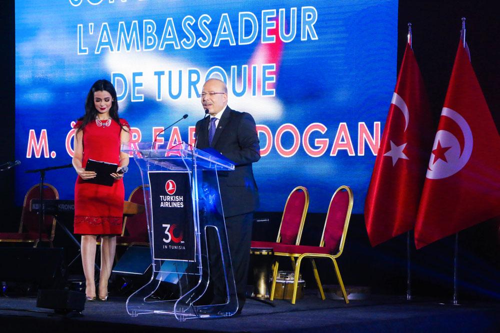 Turkish Airlines Souffle Sa 30eme Bougie En Tunisie Zeyna Tn