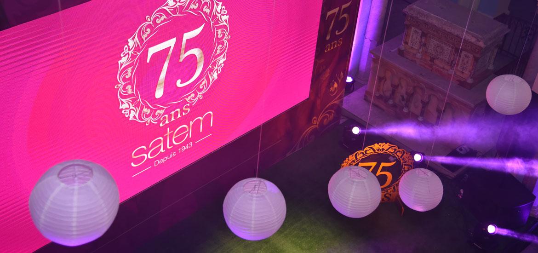 75 ans de Satem