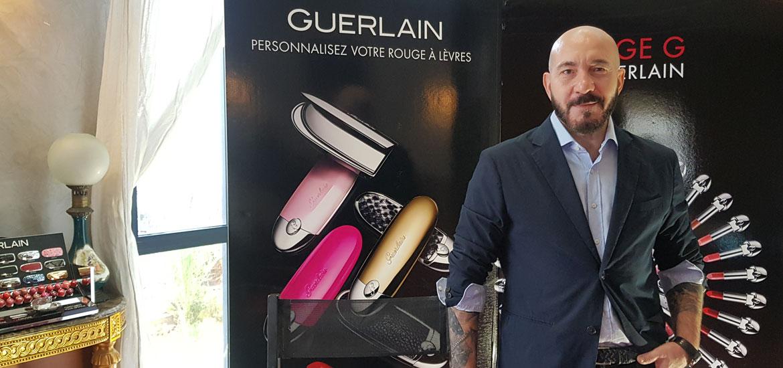 Nouveautés Guerlain Tunisie Anthony Chasset