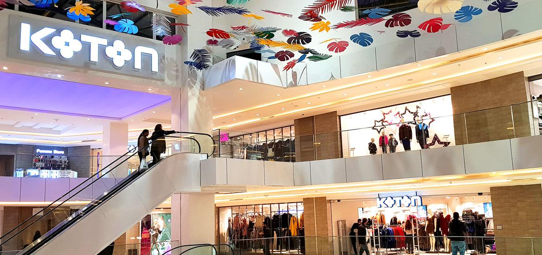 Ouverture du magasin Koton Manar City