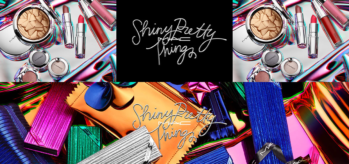 Collection Shiny Pretty Things MAC 2019
