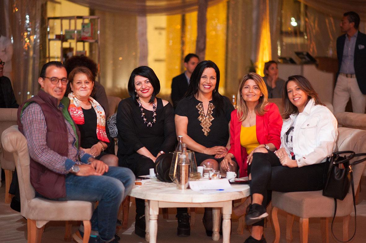 Soirée inauguration Tente de Ramadan au Four Seasons Hotel Tunis Zeyna