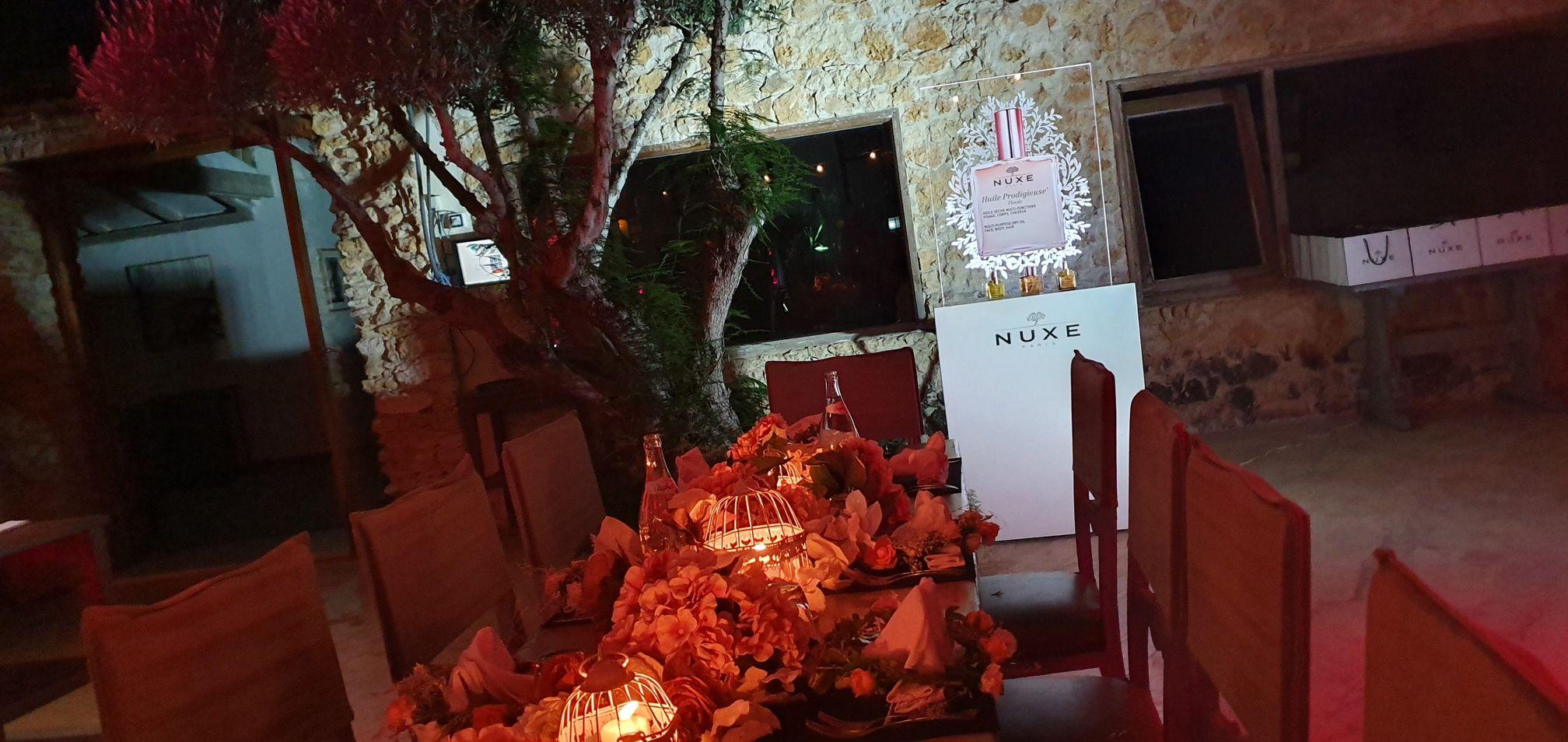 Huile Prodigieuse Florale Nuxe Tunisie