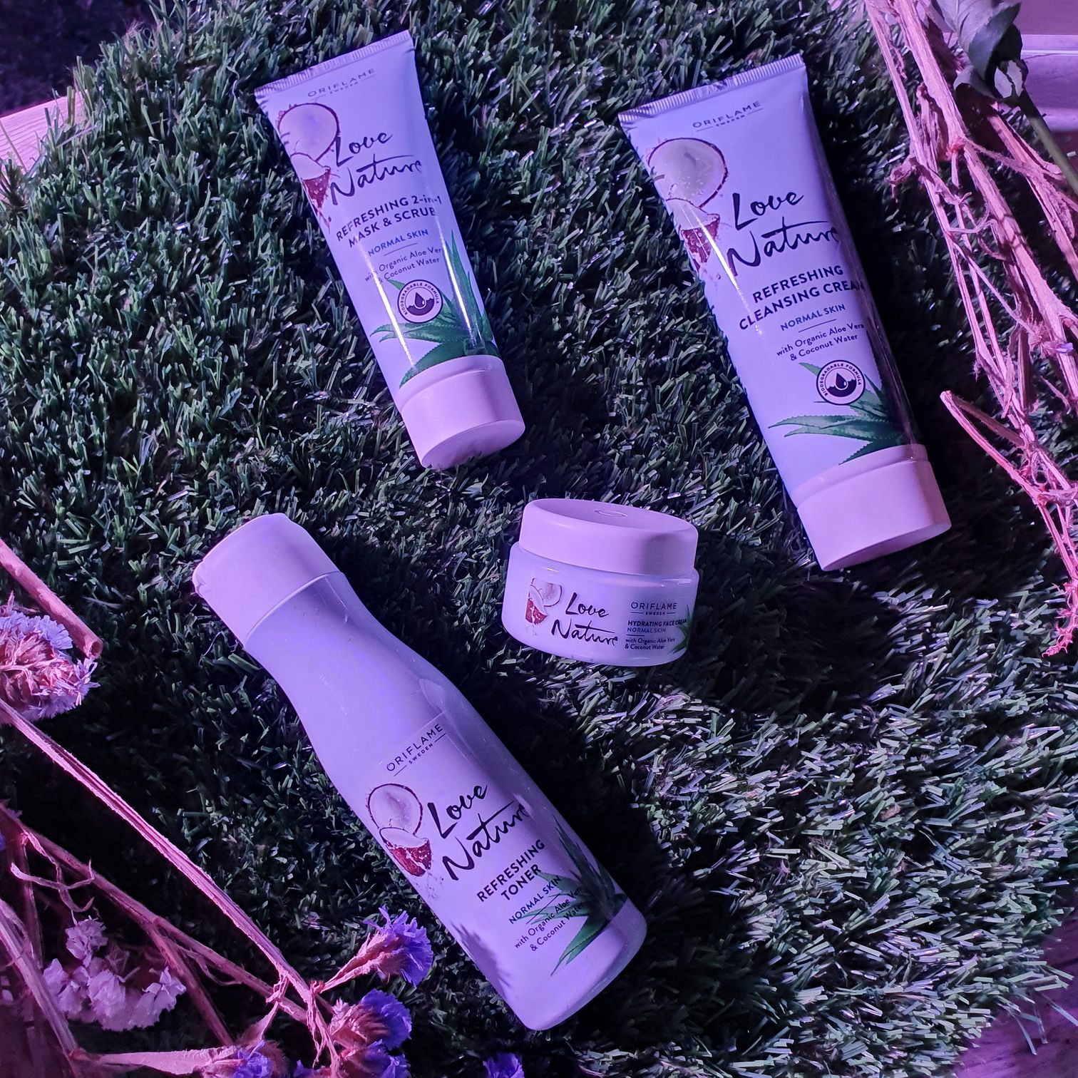 Oriflame Tunisie Love Nature Peaux Normales