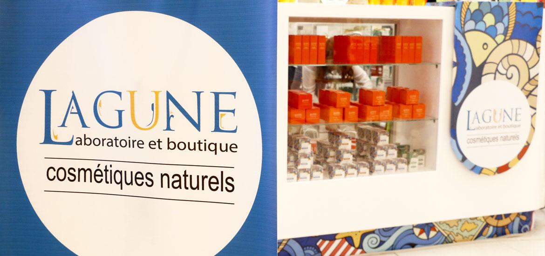 Lagune soins cosmétiques au Tunisia Mall