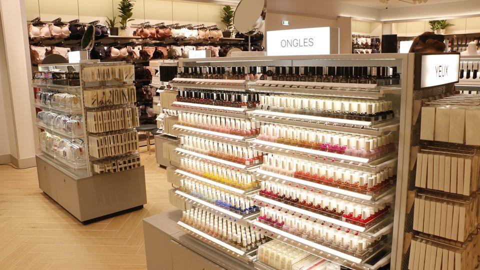 H&M opening Tunis City Make up