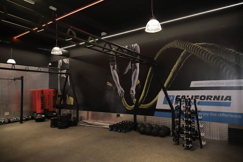 California Gym Boumhel