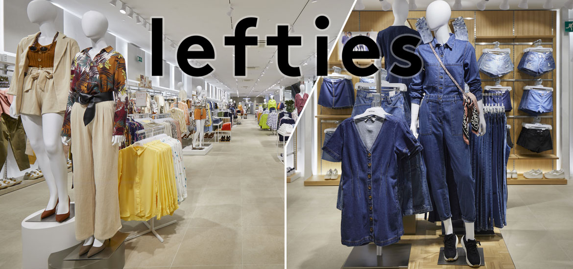 Lefties Mall of Sousse