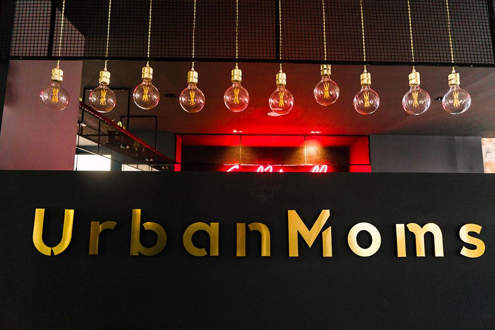 Urban Moms Club pour les mamans