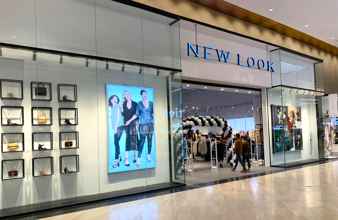New look Magasin Mall of Sousse