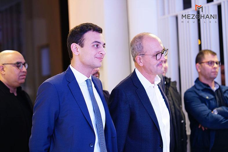 Habib Mezghani et Hamouda Mezghani cocktail nouveautés 2020