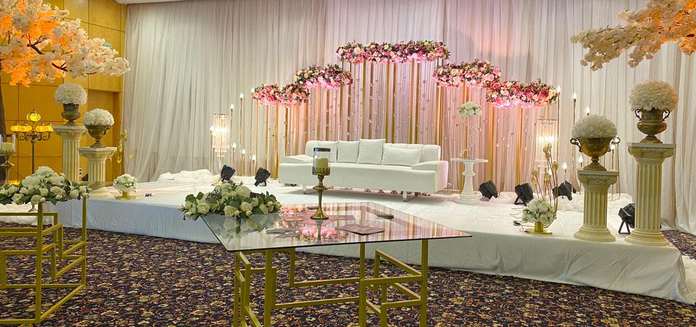 Le Palace Gammarth Luxury Wedding Days