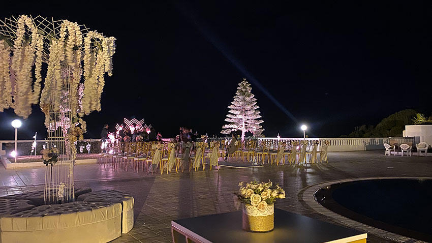 Le Palace Gammarth Luxury Wedding Days