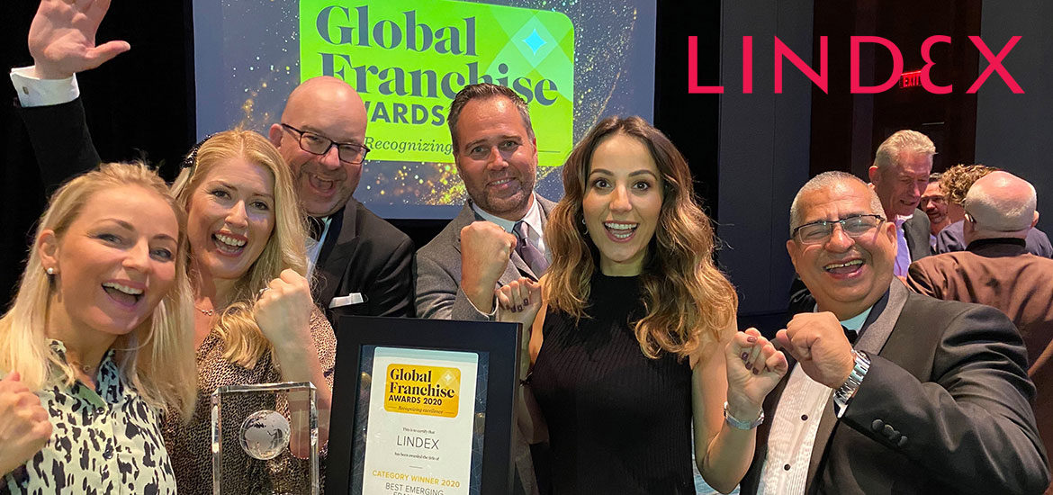 Lindex Global Franchise Awards 2020
