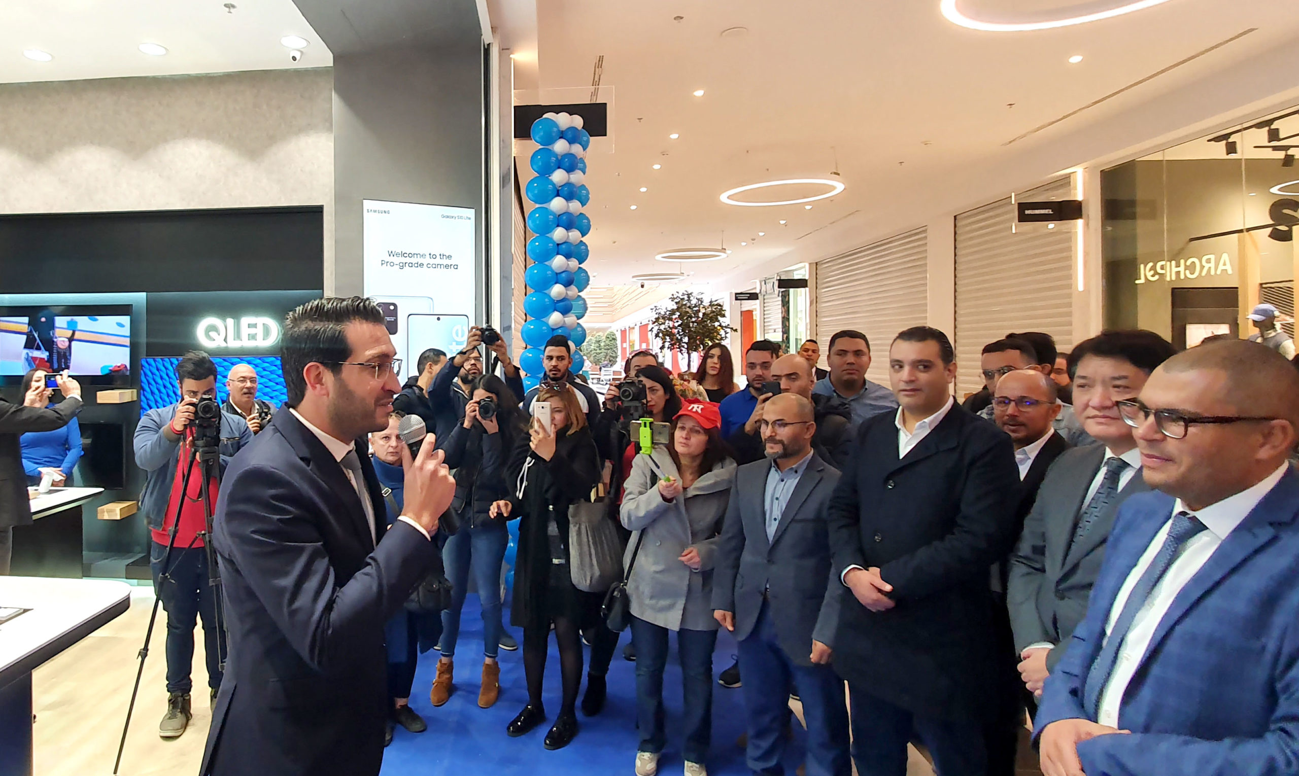 Azer Jaafoura Marketing Manager Samsung Tunisie