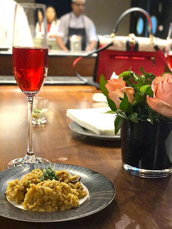 Nouvelle carte Restaurant La Table du Chef Mövenpick Hotel du Lac