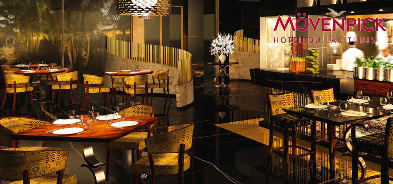 Réouverture Movenpick Hotel du Lac