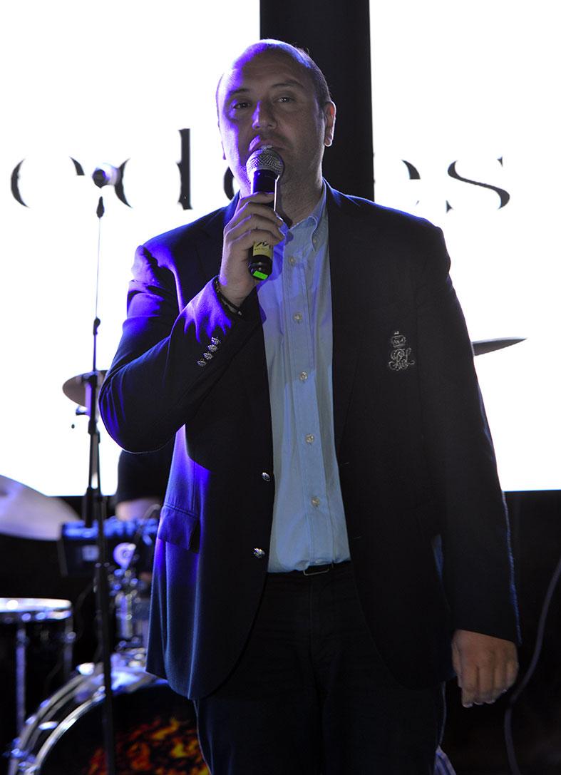 Nabil Messaoud, directeur général Top Events