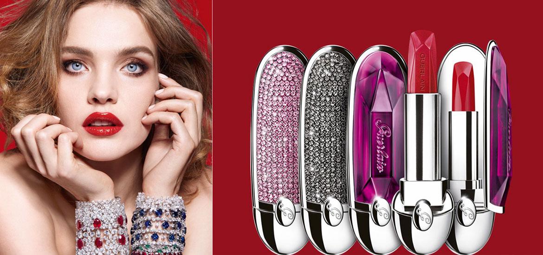 Rouge G Stunning Gems Collection Guerlain