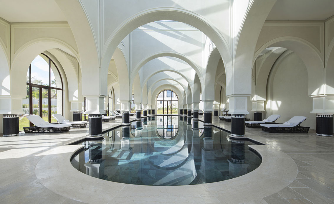 The Spa Four Seasons Tunis Hotel Zeyna